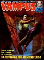Vampus (Creepy en espagnol) -41- El estigma del hombre lobo