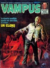 Vampus (Creepy en espagnol) -43- Un clono