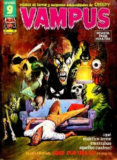Vampus (Creepy en espagnol) -44- ¿Qué fue del 37?