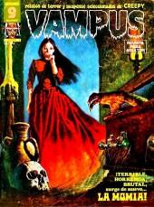 Vampus (Creepy en espagnol) -45- La momia!
