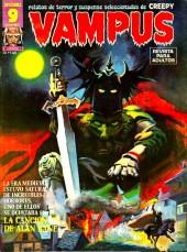 Vampus (Creepy en espagnol) -48- La canción de Alan Bane