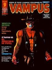 Vampus (Creepy en espagnol) -49- Momento decisivo/El monstruo de papel/Vendetta