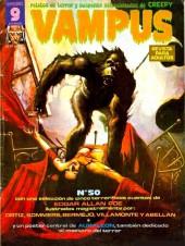 Vampus (Creepy en espagnol) -50- Vampus N°50