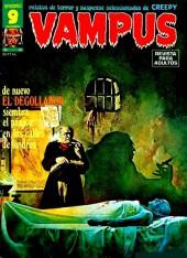 Vampus (Creepy en espagnol) -51- El degollador