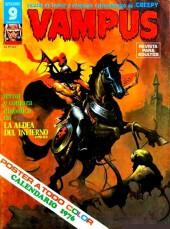 Vampus (Creepy en espagnol) -52- La aldea del infierno