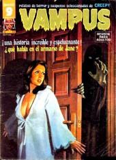 Vampus (Creepy en espagnol) -54- ¿Qué había en el armario de Jane?