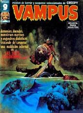 Vampus (Creepy en espagnol) -55- Las siete maldiciones