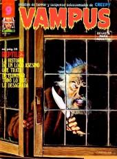 Vampus (Creepy en espagnol) -56- Reptiles