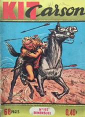 Kit Carson -193- Le canyon du loup
