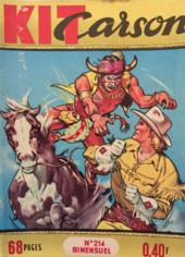 Kit Carson -214- Hommage à un vaillant