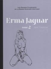 Les grands Classiques de la Bande Dessinée érotique - La Collection -98- Erma Jaguar - tome 2