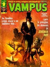 Vampus (Creepy en espagnol) -58- Los demonios de Jehediah Pan