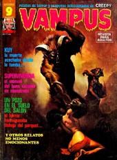 Vampus (Creepy en espagnol) -59- Kuy/Supervivencia/Un pozo en el suelo del salón