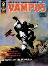 Vampus (Creepy en espagnol) -61- Los duendecillos de Brannigan