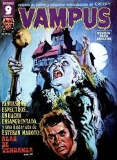 Vampus (Creepy en espagnol) -62- Alas de venganza