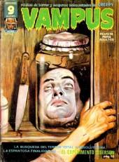 Vampus (Creepy en espagnol) -63- El experimento Sergerson