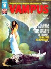 Vampus (Creepy en espagnol) -66- Cabalgata de monstruos