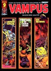 Vampus (Creepy en espagnol) -68- Vampus N°68