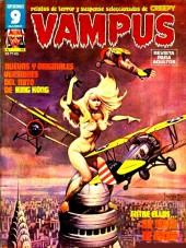 Vampus (Creepy en espagnol) -69- La novia de Kongo