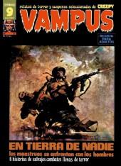 Vampus (Creepy en espagnol) -72- En tierra de nadie