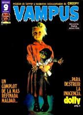 Vampus (Creepy en espagnol) -73- Dolly