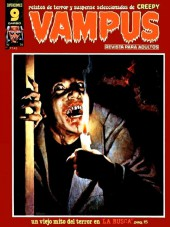 Vampus (Creepy en espagnol) -74- La busca