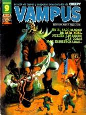 Vampus (Creepy en espagnol) -75- Vampus N°75