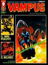 Vampus (Creepy en espagnol) -76- El mono insolente/El holandés