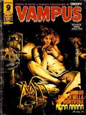 Vampus (Creepy en espagnol) -77- Reina araña