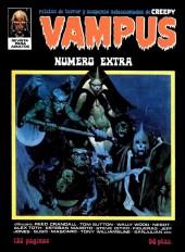 Vampus (Creepy en espagnol) -EXTRA 2- Numero extra