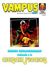 Vampus (Creepy en espagnol) -EXTRA 4- Número extraordinario dedicado a la ciencia ficción