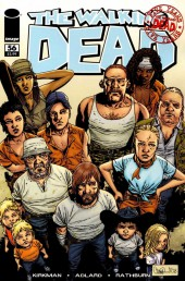 Walking Dead (The) (2003) -56- The Walking Dead #56