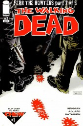 Walking Dead (The) (2003) -63- Fear the hunters (Part 2 of 5)