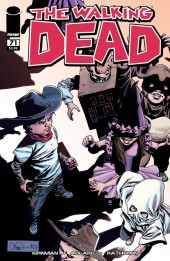 Walking Dead (The) (2003) -71- The Walking Dead #71