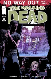 Walking Dead (The) (2003) -82- No way out (Part three)