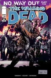 Walking Dead (The) (2003) -84- No way out (Part five)
