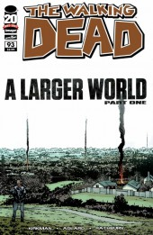 Walking Dead (The) (2003) -93- A Larger World (Part One)
