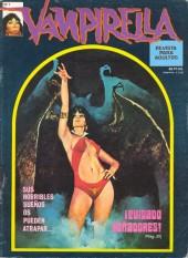 Vampirella (en espagnol) -1- ¡Cuidado soñadores!