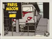 Paris Mâcon - Tome 1