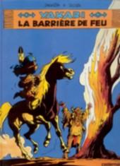 Yakari -19a1994- La barrière de feu