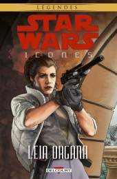 Star Wars - Icones -2- Leia Organa