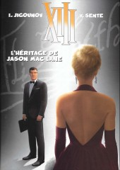 XIII -24FL- L'héritage de Jason Mac Lane