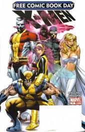 Free Comic Book Day 2008 - X-Men