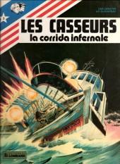 Les casseurs - Al & Brock -5a82- La corrida infernale