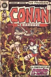 Conan le barbare (Éditions Héritage) -9- La Complainte de Sonja la Rouge