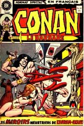 Conan le barbare (Éditions Héritage) -10- Les Miroirs meurtriers de Kharam-Akkad