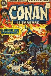 Conan le barbare (Éditions Héritage) -11- L'heure du Griffon!