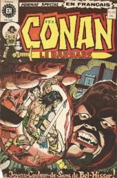 Conan le barbare (Éditions Héritage) -12- Le Joyau-Couleur-de-Sang de Bel-Hissar!