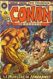 Conan le barbare (Éditions Héritage) -13- Le monstre de Zembabwei!