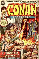Conan le barbare (Éditions Héritage) -14- Deux contre Turan!